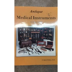 Antique medical Instruments - With revised price guide