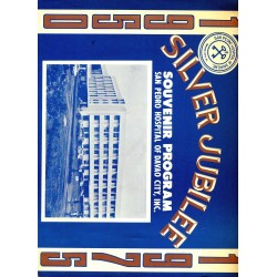 Sylver Jubilee - Souvenir Program San Pedro Hospital of Davao City 1950-1975