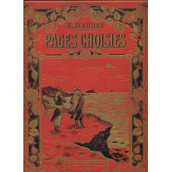 Ernest Daudet, Pages choisies