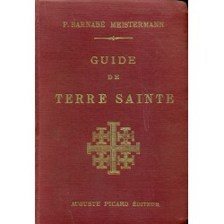 Guide de Terre Sainte